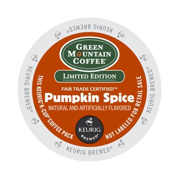 Green Mountain Pumpkin Spice SEASONAL (24 Pack)