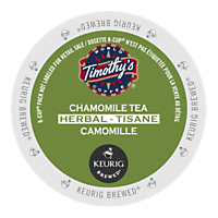 Timothy's Chamomile Herbal Tea (24 Pack)