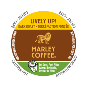 Marley Coffee Lively Up! (Box of 24)