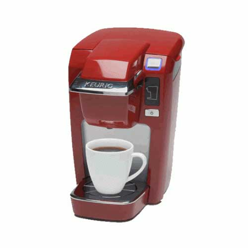 Keurig B31 Mini Red Brewer-from AM Coffee Shack Mississauga