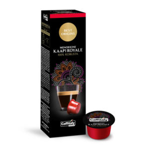 Caffitaly Kaapi Royal caffitaly pods